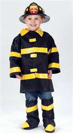 Toddler Fire Chief Boys Costume
