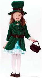 Toddler Lil Irish Cutie Girls Costume
