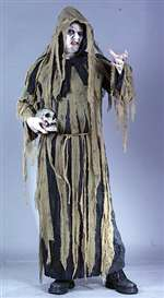 Adult Gauze Zombie Mens Costume