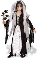 Child Bride of Darkness Girls Costume