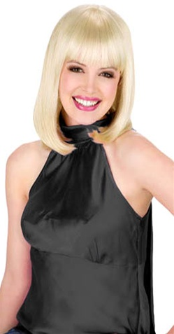 Deluxe Classic Adult Beauty Wig - BLONDE