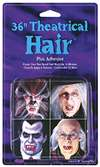 Theatrical Hair Gray - GRAY