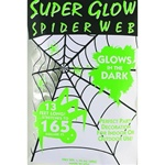 Super Glow Spider Web - Party Decoration