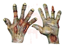 Rotted Zombie Gloves - Halloween