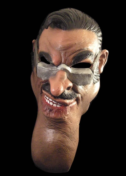 Big Chin Bodyguard Mask - Halloween