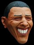 Barack Obama Mask - Adult