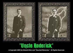 Uncle Roderick Changing Portrait - Decoration