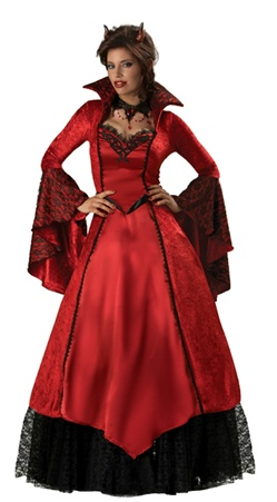 Deluxe Red Devil Costume
