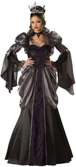 Deluxe Gothic Lady Costume
