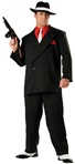 Adult Deluxe Mobster Costume
