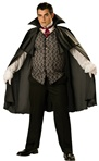 Men's Plus Size Vampire Costume