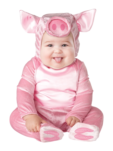 Little Piggy Costume