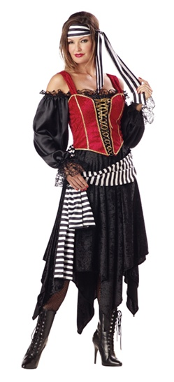 Piratess Costume