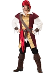 Deluxe Adult Swashbuckler Costume