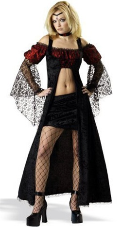 Dark Princess Costume