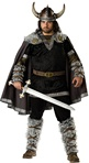 Men's Plus Size Viking Costume