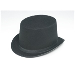 Black Adult Top Hat