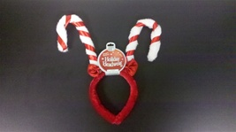 Candy Cane Holiday Headwear