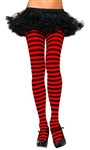 Striped Witch Stockings