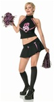 Sexy Cheerleader Halloween Costume