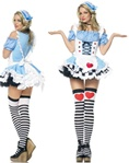 Hot Alice Costume