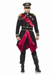 Men's Military Dictator Costume