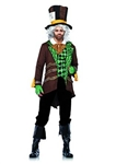Brown and Green Mad Hatter Costume