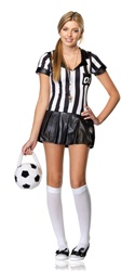 Referee Girl Costume