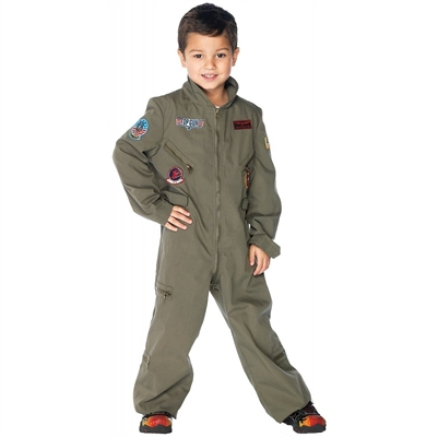 Kids Top Gun Maverick Costume