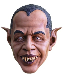 Barack Obama Parody Halloween Mask