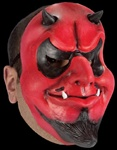 Old Nick Devil Mask - Adult