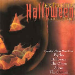 Scary Music CD - the original  Halloween Theme and more.