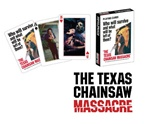 Leatherface - Texas Chainsaw Massacre Playing Cards
