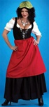 Deluxe Gypsy Adult Costume