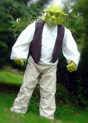 Deluxe Ogre Adult Costume