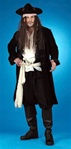 Deluxe Pirates of the Caribbean Adult Costume