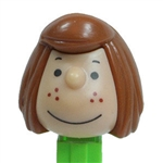 Peppermint Patty Pez Dispenser