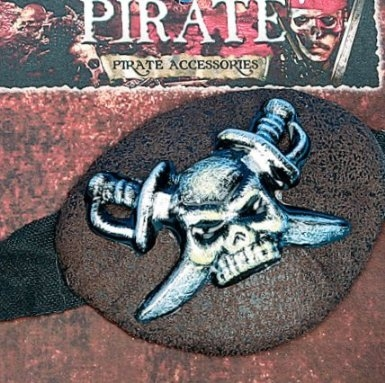 Swashbuckler Eye Patch