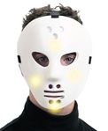 Scary Hockey Halloween Mask