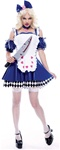 Alice in Wonderland Wicked Costume