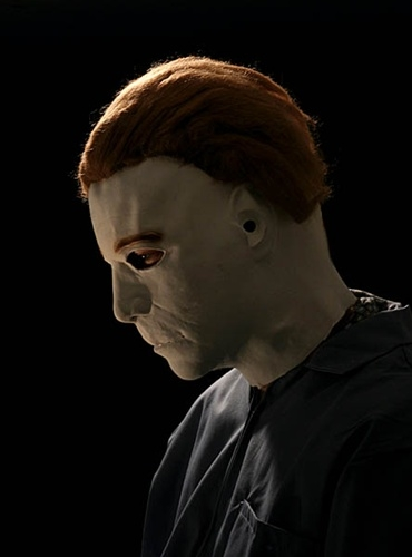 Adult 2008 Michael Myers Halloween Mask