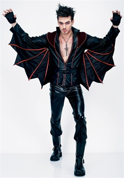 Major Vampyre Adult Mens Costume