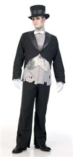 Groom Ghost Costume - Adult