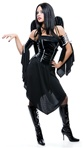 Girls Midnight Angel Costume - Teen