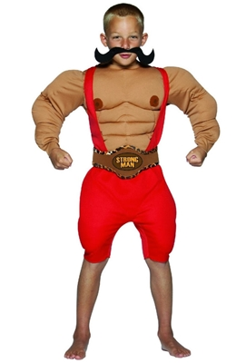 Kids Strong Man Costume from Rasta Imposta