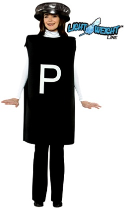 Pepper Costume - Adult
