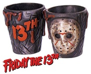 Friday the 13th Shot Glasses