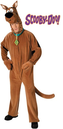 Scooby-Doo Cartoon Costume