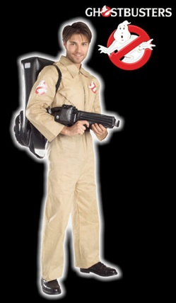 Ghostbuster Adult Costume