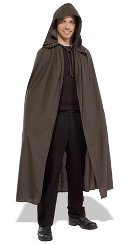 Lord of the Rings - Green Elven Adult Cloak